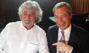 grillo farage